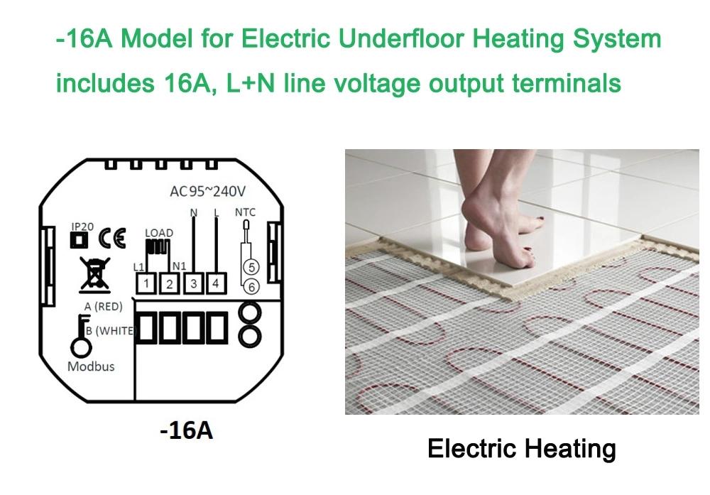 china manufacturer room electric underfloor heating