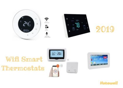 Why can't I connect to smart wifi thermostats?