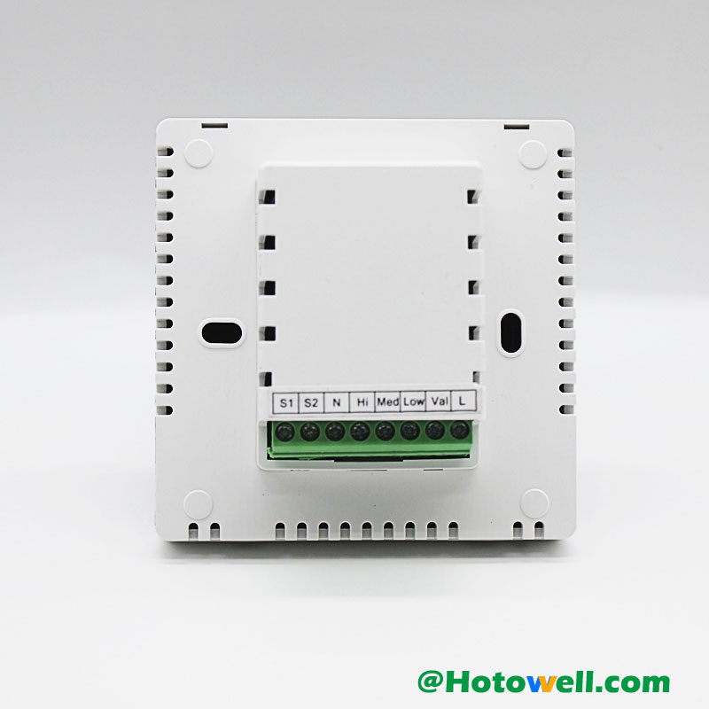 Htw 61 Fc002 T8000 Series Touch Screen Thermostat