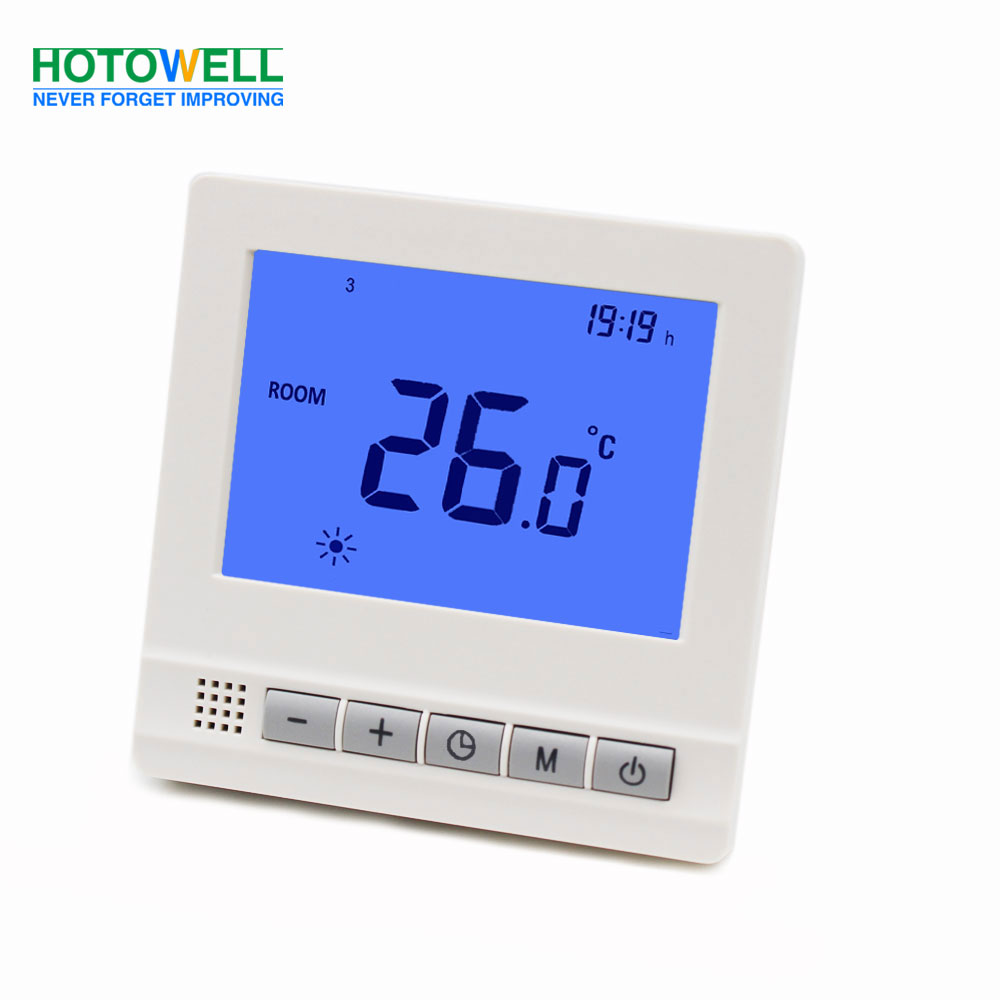 Programmable Radiator  Underfloor Heating Thermostat