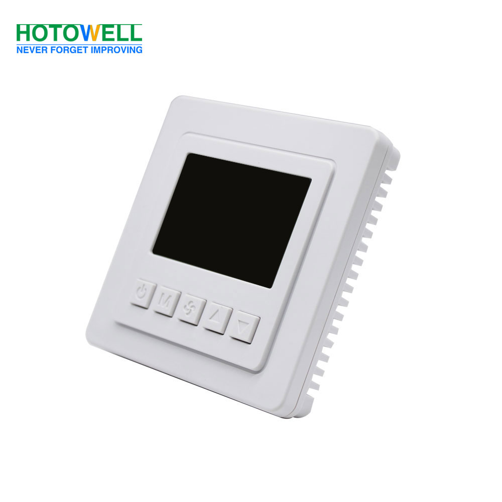 Htw 61 Fc003 T5000 Lcd Digital Fan Coil Thermostats