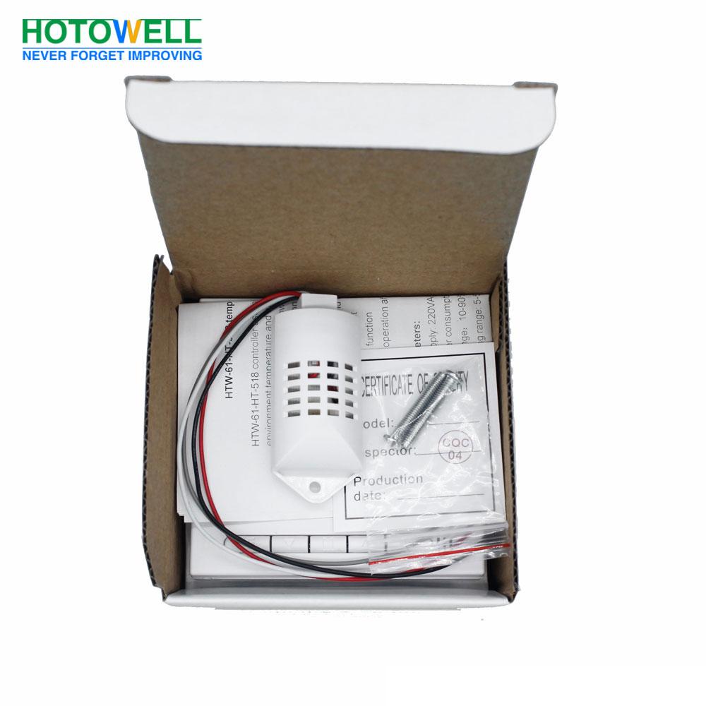 Programmable Hygrostat Thermostat