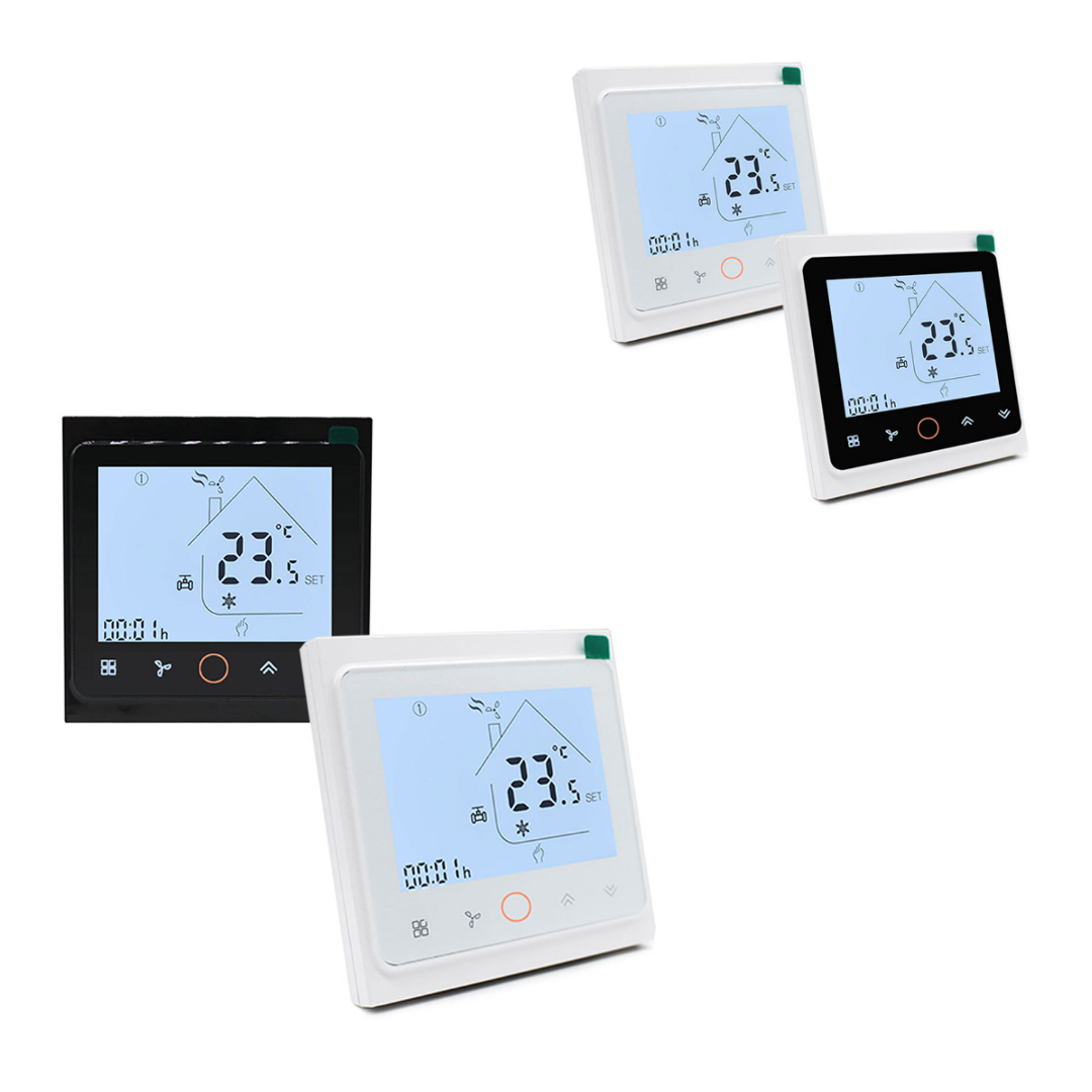 2 4 Pipe Smart Air Conditioning Home Wifi Thermostat With