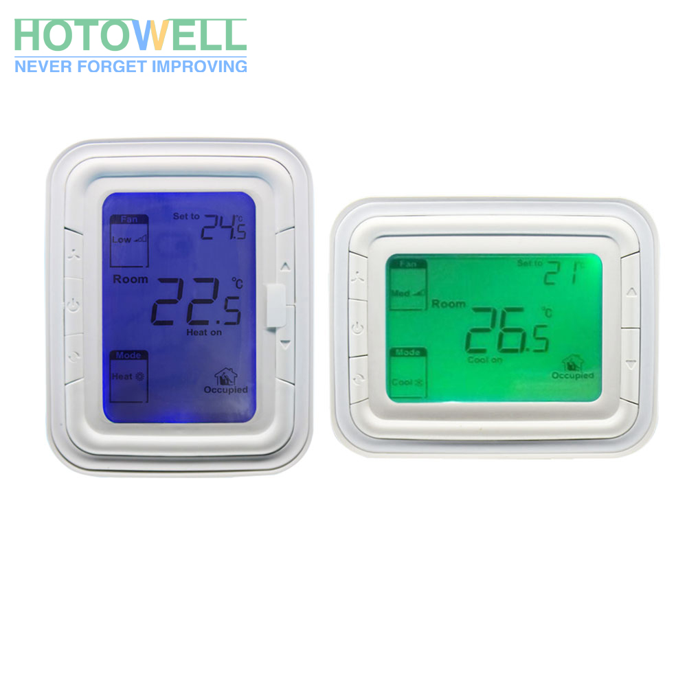 High Quality Thermostat With Fan Coil Unit Controller