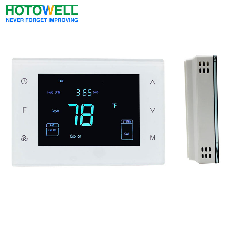 Best Smart Heat Pump Programmable Geothermal Thermostat