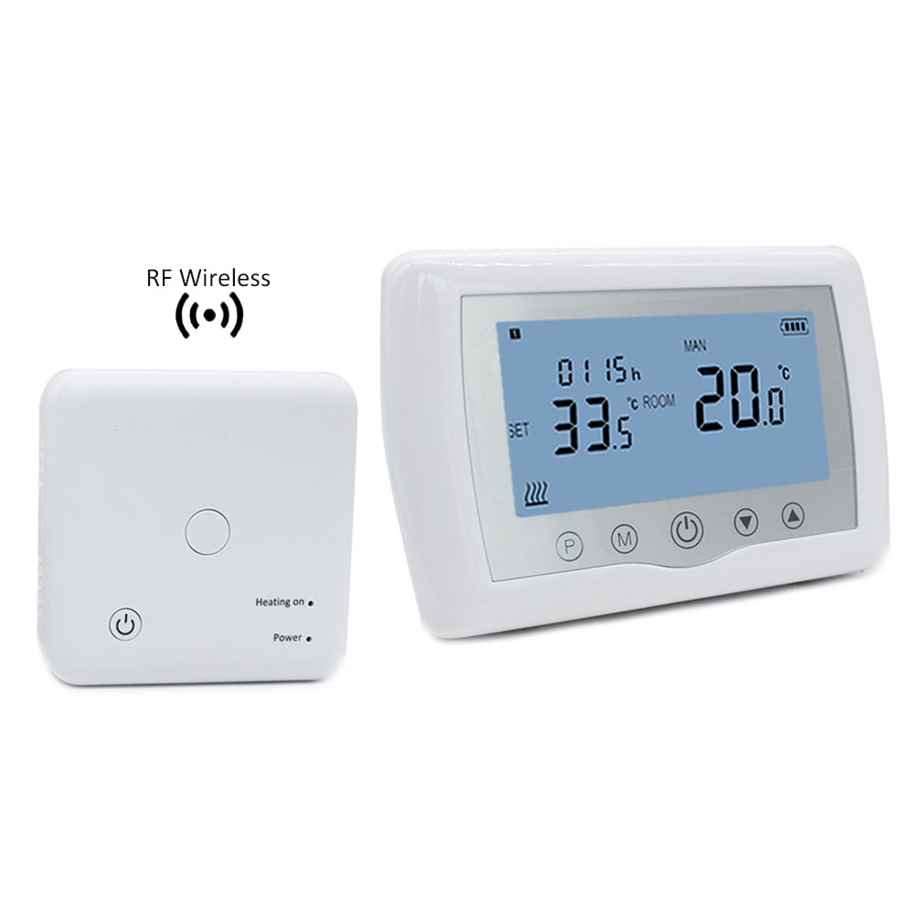 2020 Top 3 Seller Programmable Digital Wireless Thermostat For Gas Boiler