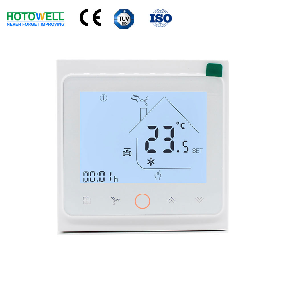 Home FCU Wifi thermostat with Alexa/google support