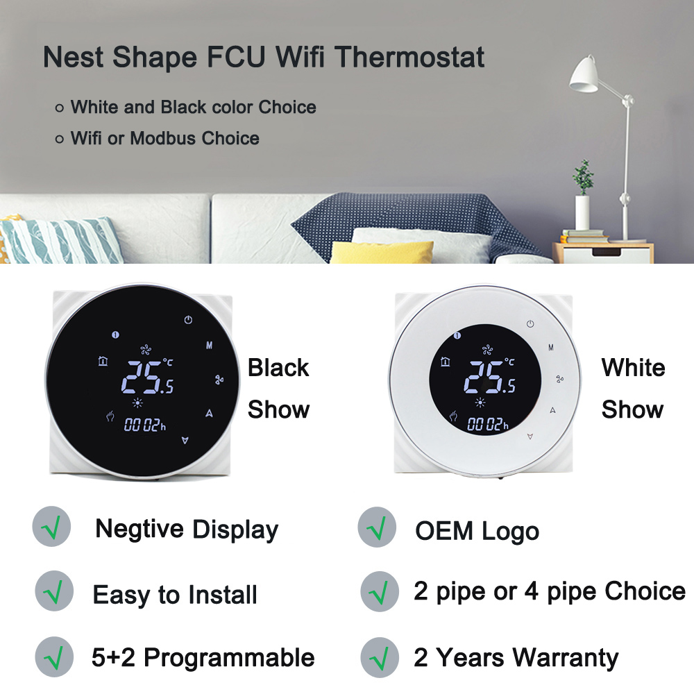 Best Smart Alexa Voice And Wifi Control Thermostat 2020