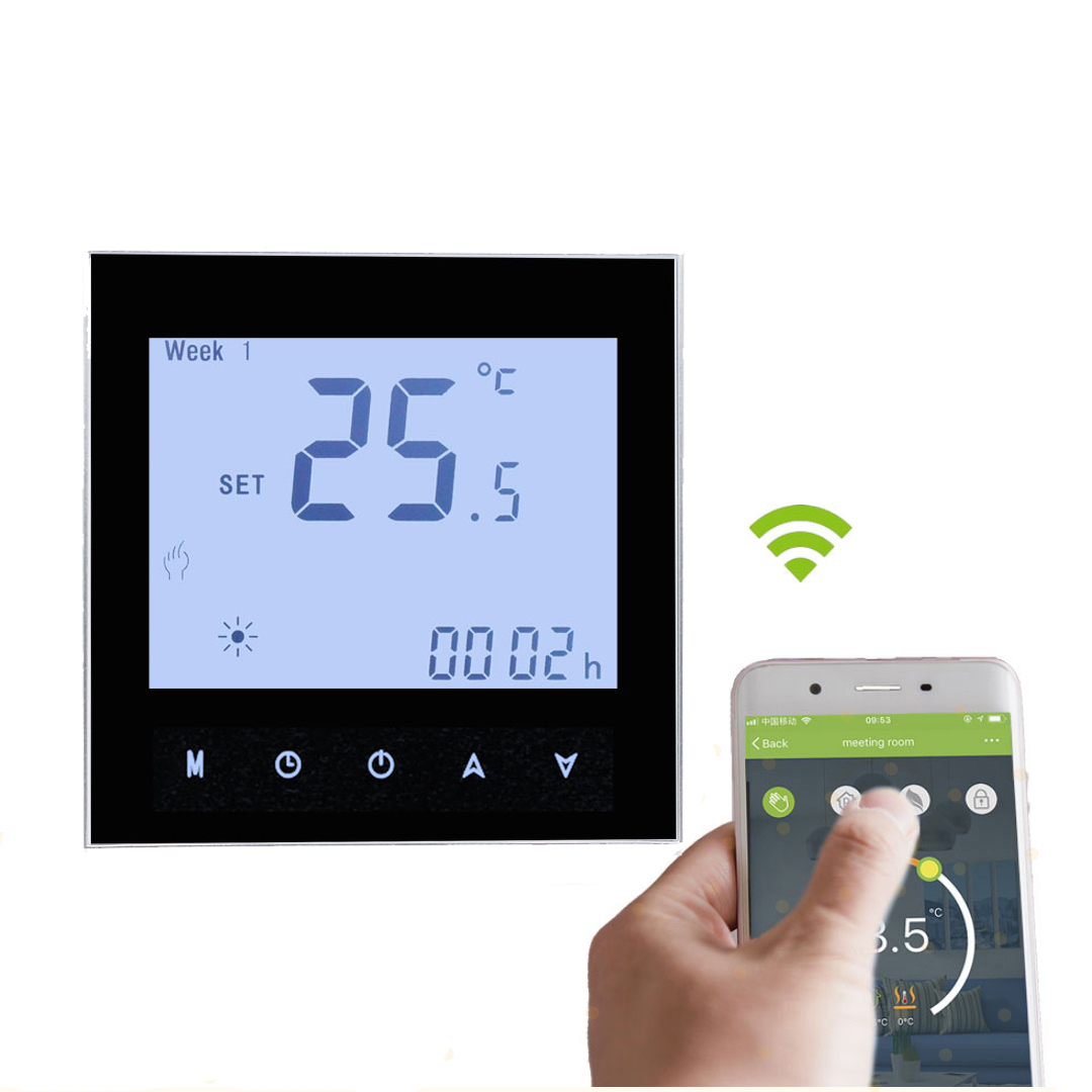 Line Voltage Best Wifi Programmable Thermostat 2020