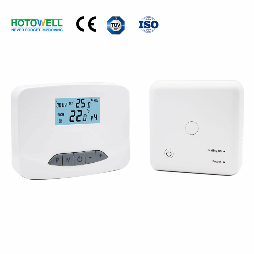 Remote control Wireless Programmable Room Thermostat