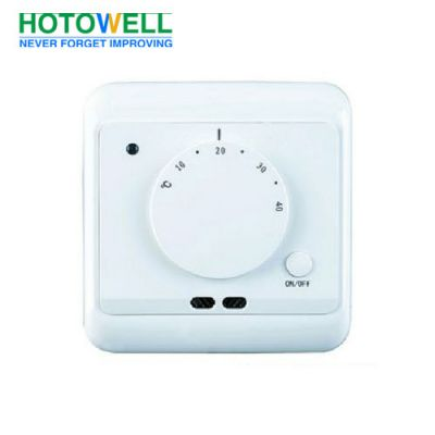 Knob Mechanical Underfloor Heating Thermostat