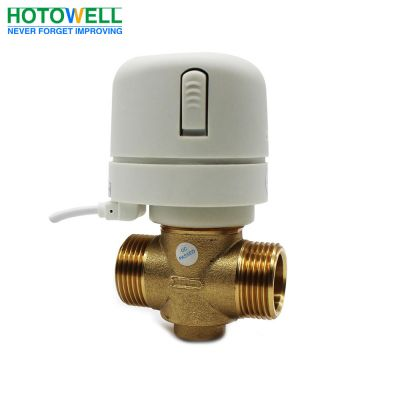 HVAC Accessories,thermal valve,thermostatic valve