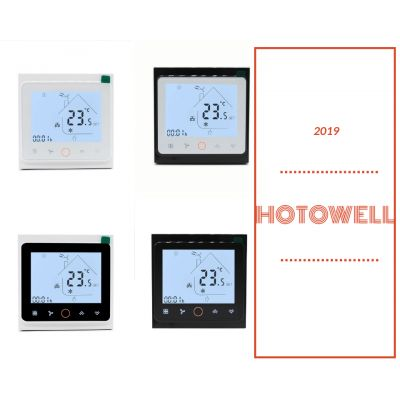 Best Selling 2 Pipe or 4 Pipe  FCU 7days Programmable Thermostat