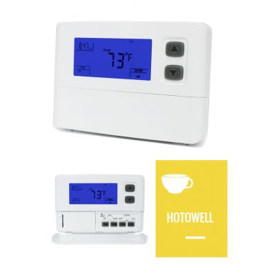 1Heat 1Cool T4 Programmable Heating and Cooling Thermostat