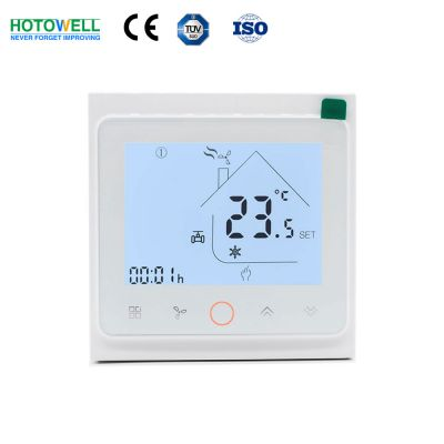 Fan coil thermostat,Wifi thermostat,smart thermostat
