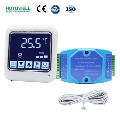 Noise Free Thermostat,Hotel Occupancy System,Fan coil thermostat